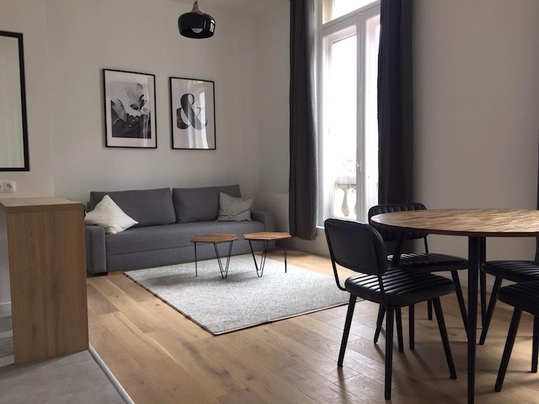 Appartement 2 pièces Lille République