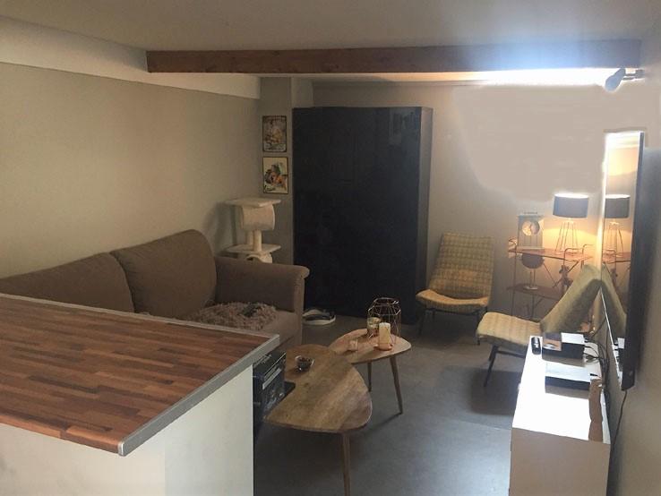 Appartement 2 pièces à 5 mn du CHR