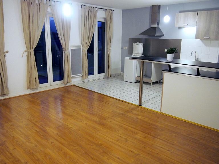 Appartement 3 pièces 72m² Vieux Lille