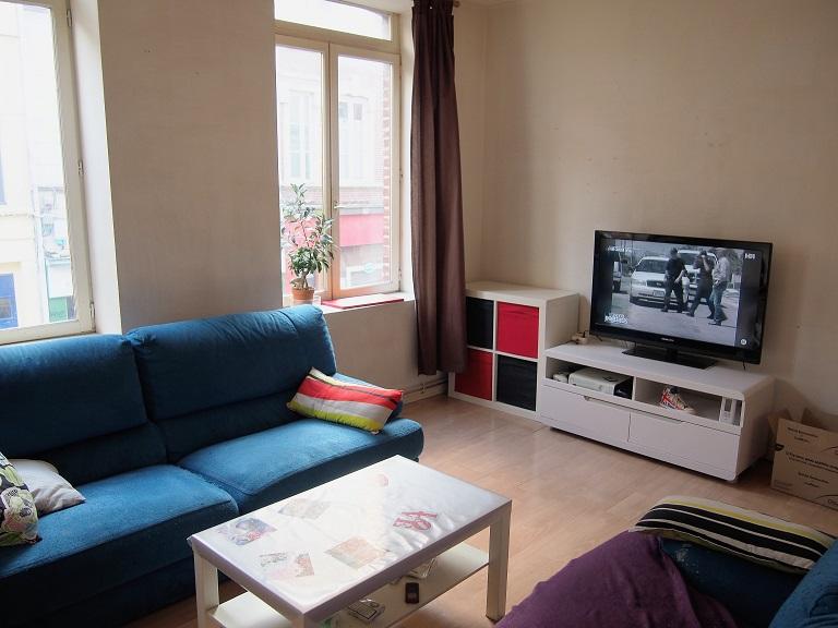 Appartement 2 pièces Lille Wazemmes