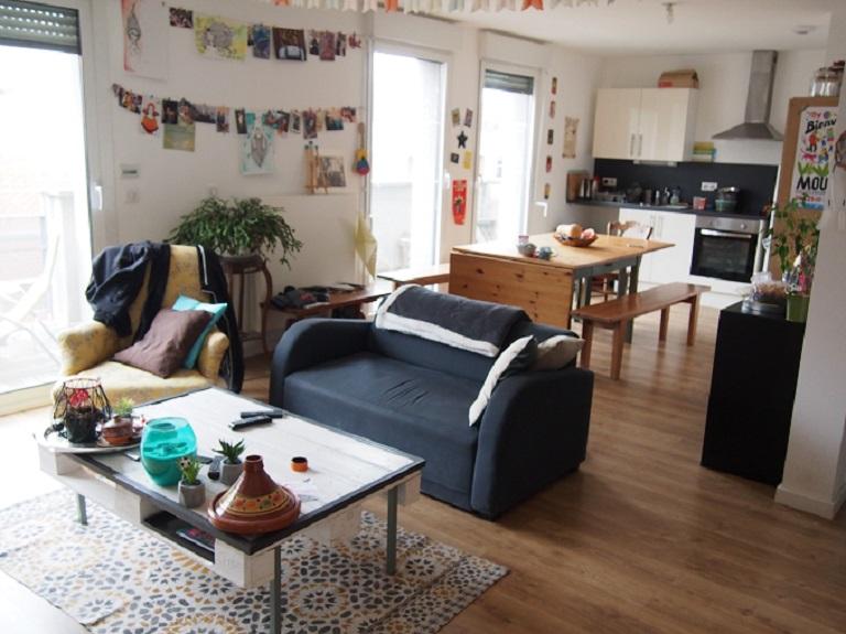 Appartement 3 pièces 77m² à Lille
